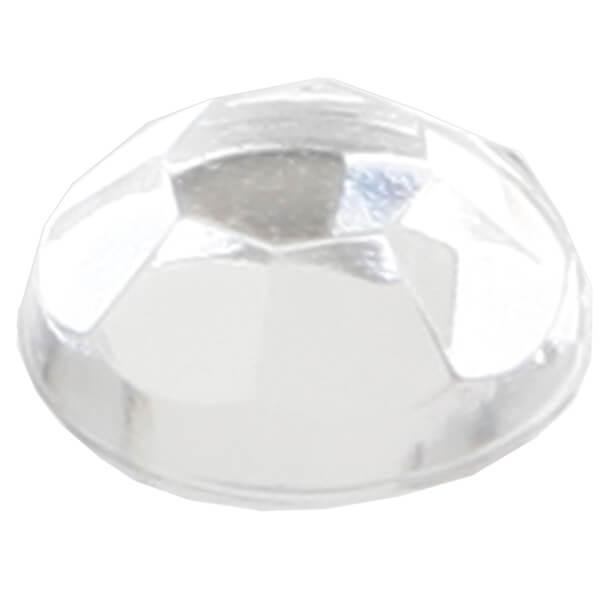 Strass diamant autocollante transparente