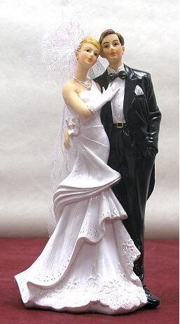 Sujet mariage couple de maries