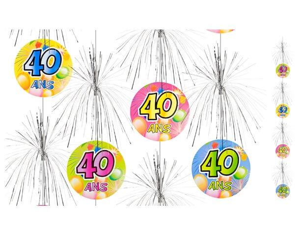 Suspension cascade anniversaire 40ans 1