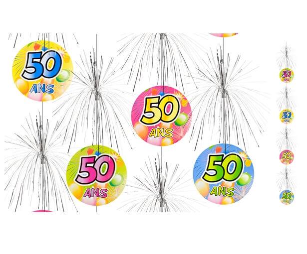 Suspension cascade anniversaire 50ans 1