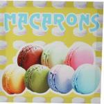 Tableau macaron vert (x1) REF/810143