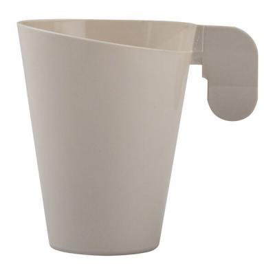 Tasse à café taupe 72ml (x12) REF/55730