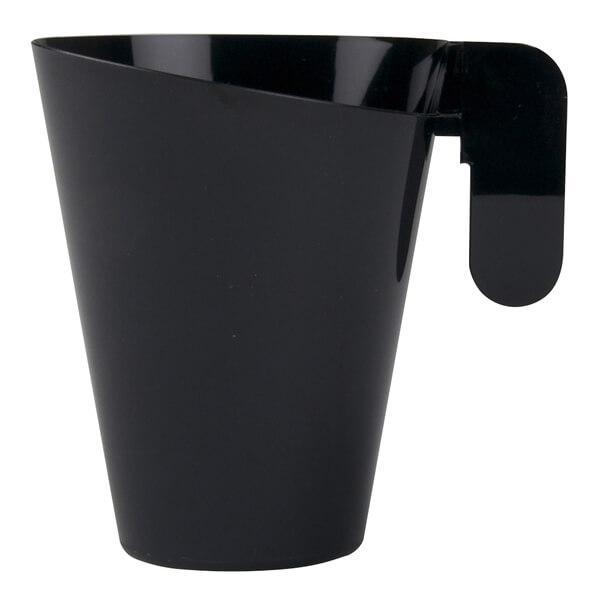 Tasse a cappuccino noire