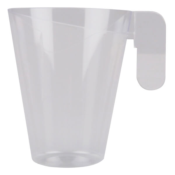 Tasse a cappuccino transparente