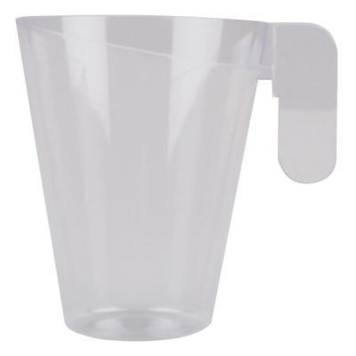 Tasse à cappuccino transparente 155ml (x12) REF/55731
