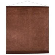 Tenture décorative de salle chocolat 80cm x 12m (x1) REF/2933