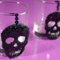 Tete de mort halloween