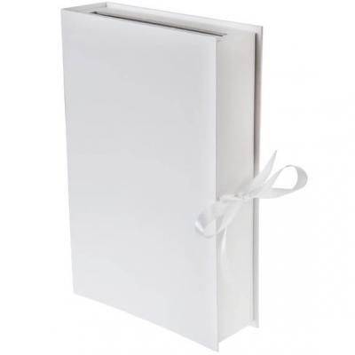 Tirelire livre blanc (x1) REF/5316