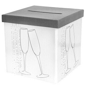 Urne champagne