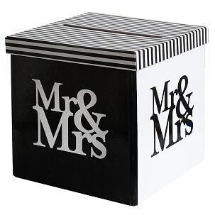 Tirelire Mr et Mrs (x1) REF/5178