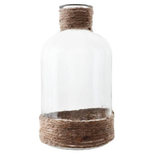 Vase corde