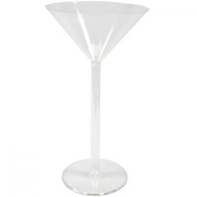 Vase transparent: Coupe Martini 46cm (x1) REF/COU102