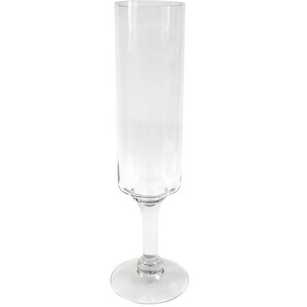 Vase flute a champagne