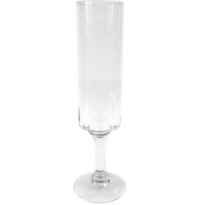 Vase: flûte à champagne 40cm (x1) REF/VER2018