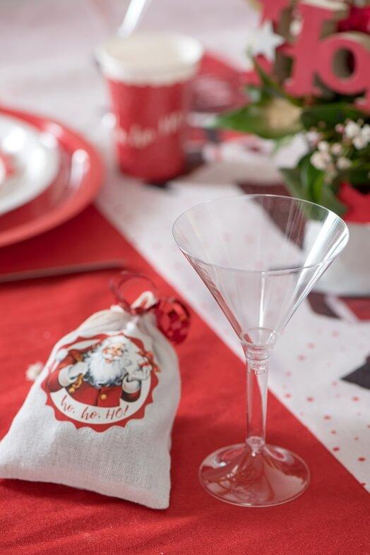 Verre aperitif cocktail martini transparent