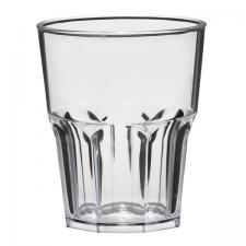 Verre shot transparent incassable
